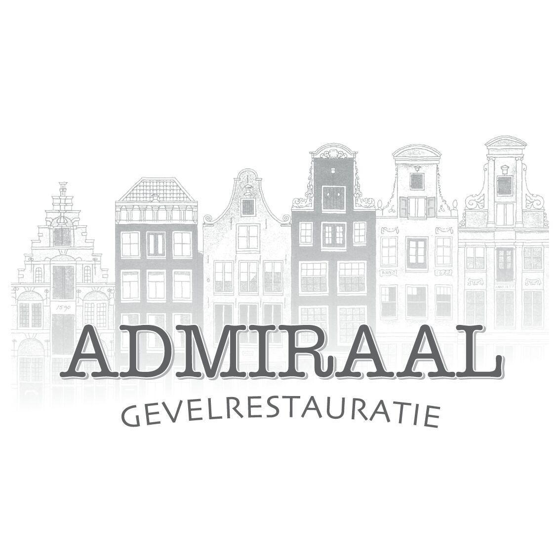 Admiraal gevelrestauratie