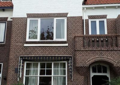 Gevelrenovatie Gemeentelijk monument Harderwijk