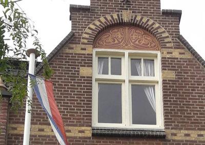 Gevelrenovatie monumentale woning Amersfoort